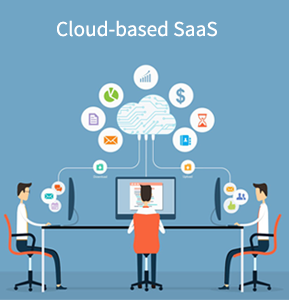 Cloud-based SaaS